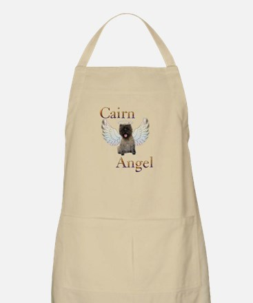 Cairn Terrier Angel Apron