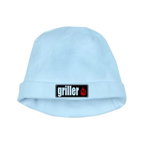Flame Griller baby hat
