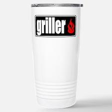 Flame Griller Stainless Steel Travel Mug