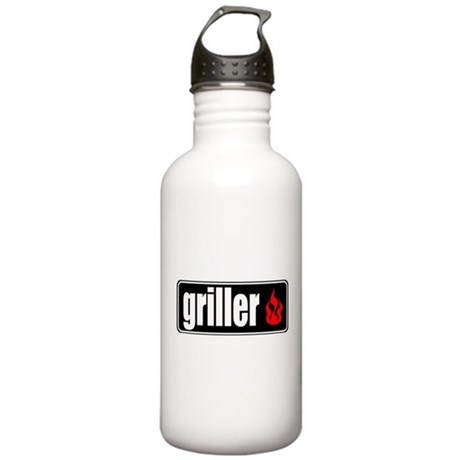 Flame Griller Stainless Water Bottle 1.0L