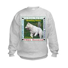 """Drooling Smiles """"A Chase Whee Sweatshirt"""