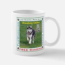 "Drooling Smiles ""Zarro Rollin Mug"