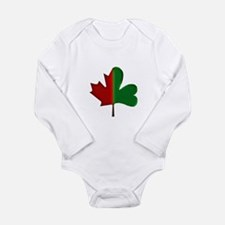 Irish Canadian 3d Body Suit