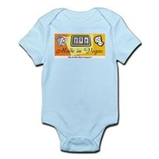 Made in Vegas Infant Bodysuit