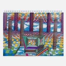 Selected Art of Adiance Wall Calendar