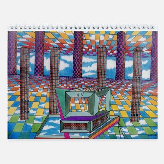 Selected Art of Adiance Wall Calendar