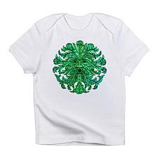 Green Man Gaze Infant T-Shirt