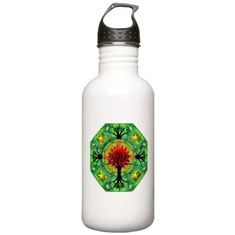 Mother Earth Stainless Water Bottle 1.0L