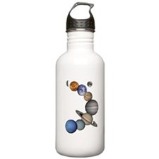 Planet Swirl Water Bottle