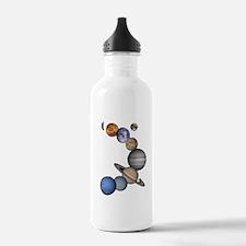 Planet Swirl Water Bottle