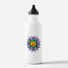 Chakra Sun Sports Water Bottle