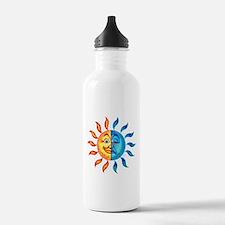 BiPolar Solar Water Bottle