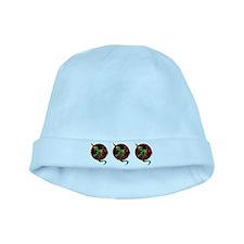 Dargon Moon baby hat