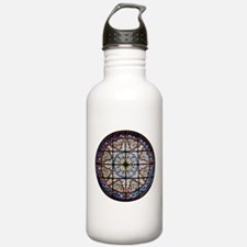 Gothic Window Water Bottle