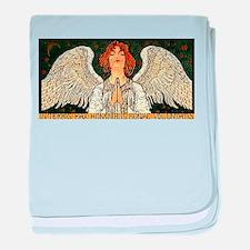 Pax Angel baby blanket