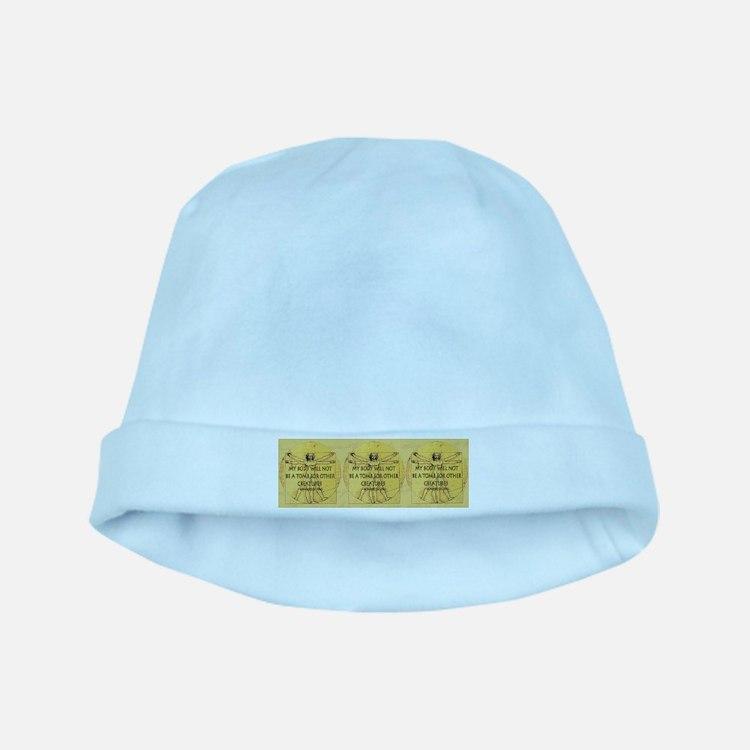 Body Tomb baby hat