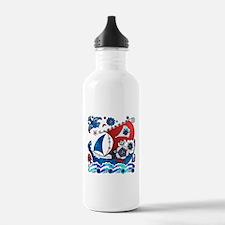 Danish Seas Water Bottle