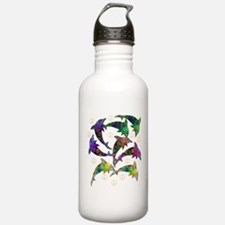 Dolphin Peace Group Water Bottle