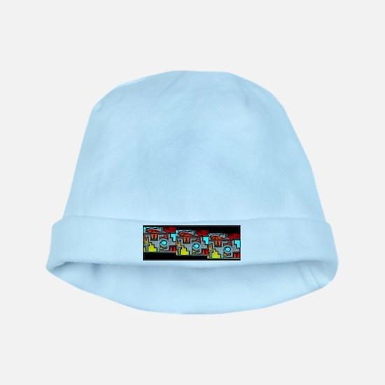 Pueblo Home baby hat