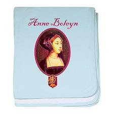 Anne Boleyn - Woman baby blanket