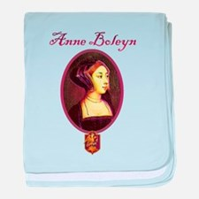 Anne Boleyn - Woman baby blanket