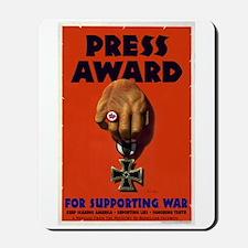 Press Award Mousepad