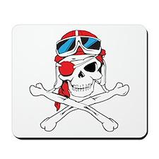 Pirate Skull/Skeleton Mousepad