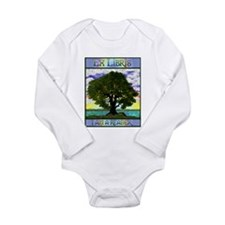Old Oak Long Sleeve Infant Bodysuit