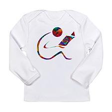 The Reader Long Sleeve Infant T-Shirt