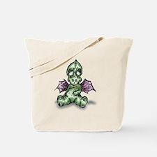 Lil' Dragon Tote Bag