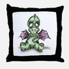 Lil' Dragon Throw Pillow