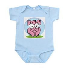 The Lil' Piggie Infant Bodysuit