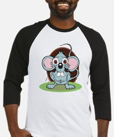 The Worried Mouse Baseball Jersey