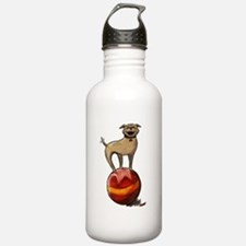 Tripawds Have A Ball Water Bottle