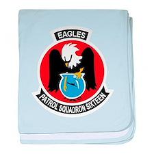VF-16 War Eagles baby blanket