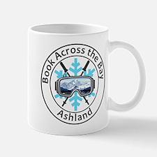 Book Across the Bay - Ashland - Wisconsin Mugs