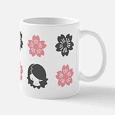 blossoming mug