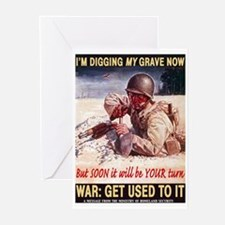 Dig A Grave Greeting Cards (10 Pk)