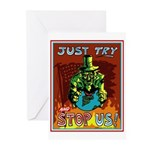 Try and Stop U.S. Greeting Cards (10pk.)
