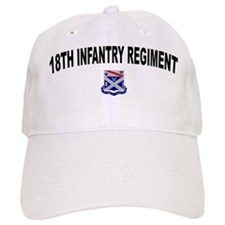 18TH INFANTRY REGIMENT Cap