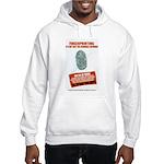 Fingerprint Everyone Hooded Sweatshirt