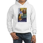 What About Daddy Hooded Sweatshirt