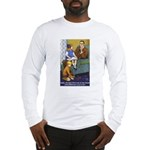 What About Daddy Long Sleeve T-Shirt