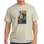 What About Daddy Ash Grey T-Shirt