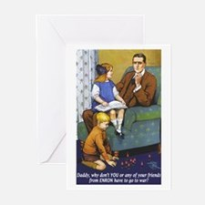 What About Daddy Greeting Cards (10 Pk)
