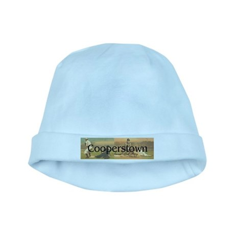 ABH Cooperstown baby hat