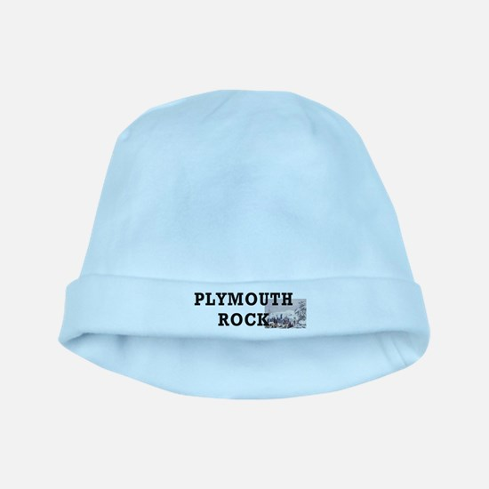 ABH Plymouth Rock baby hat