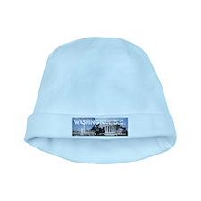 Washington Americasbesthistory.com baby hat