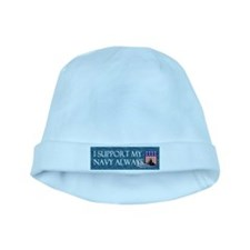 Navy Always baby hat