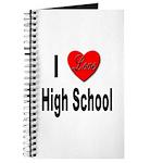 I Love High School Journal